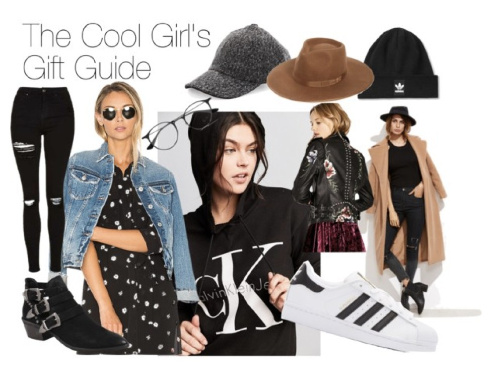 The Cool Girl Holiday Gift Guide