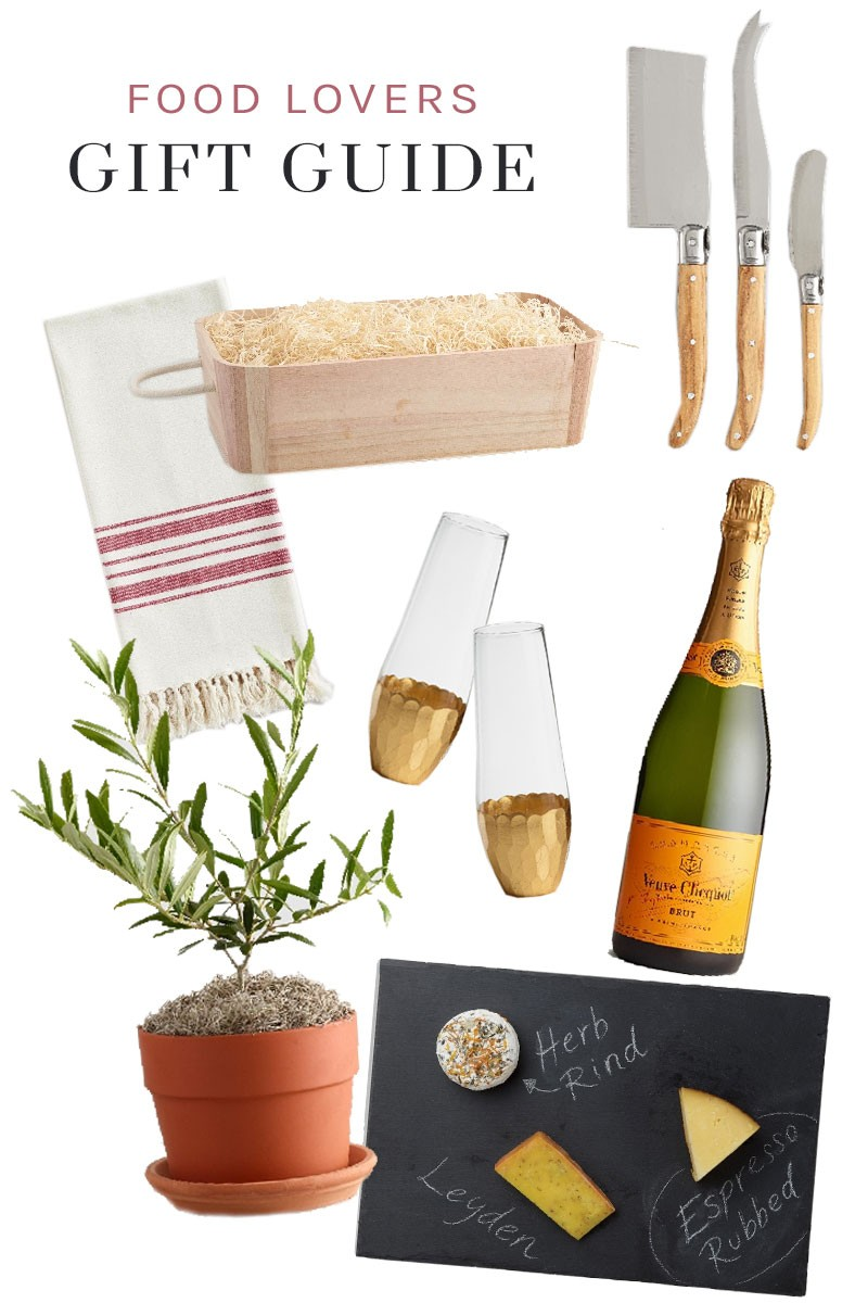 Swell Gift Guide For The Food Lover Thou Swell