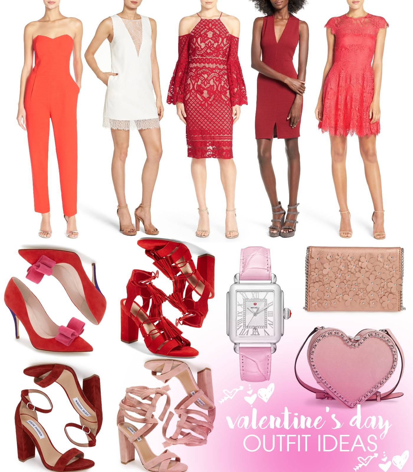 Valentineu0026#39;s Day Outfit Ideas