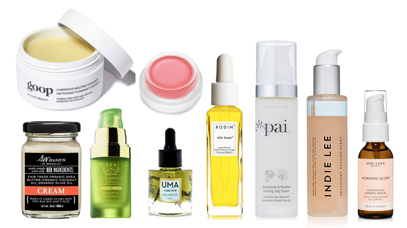 March Beauty Edit My Favorite Natural Beauty Products