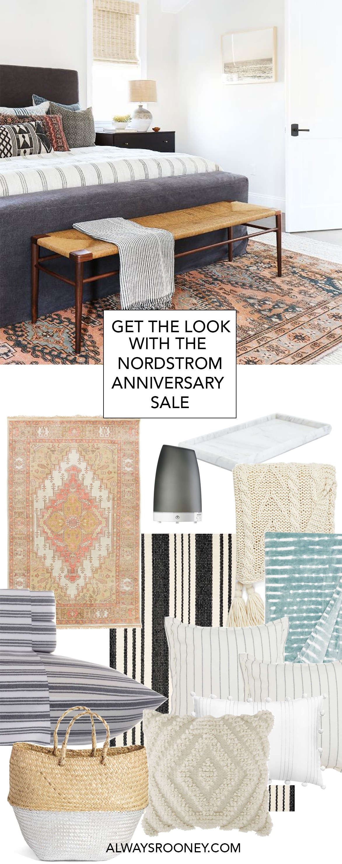 Get The Look With The Nordstrom Home Sale