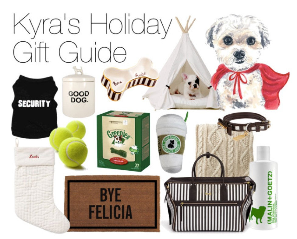 Dog Lover Holiday Gift Guide