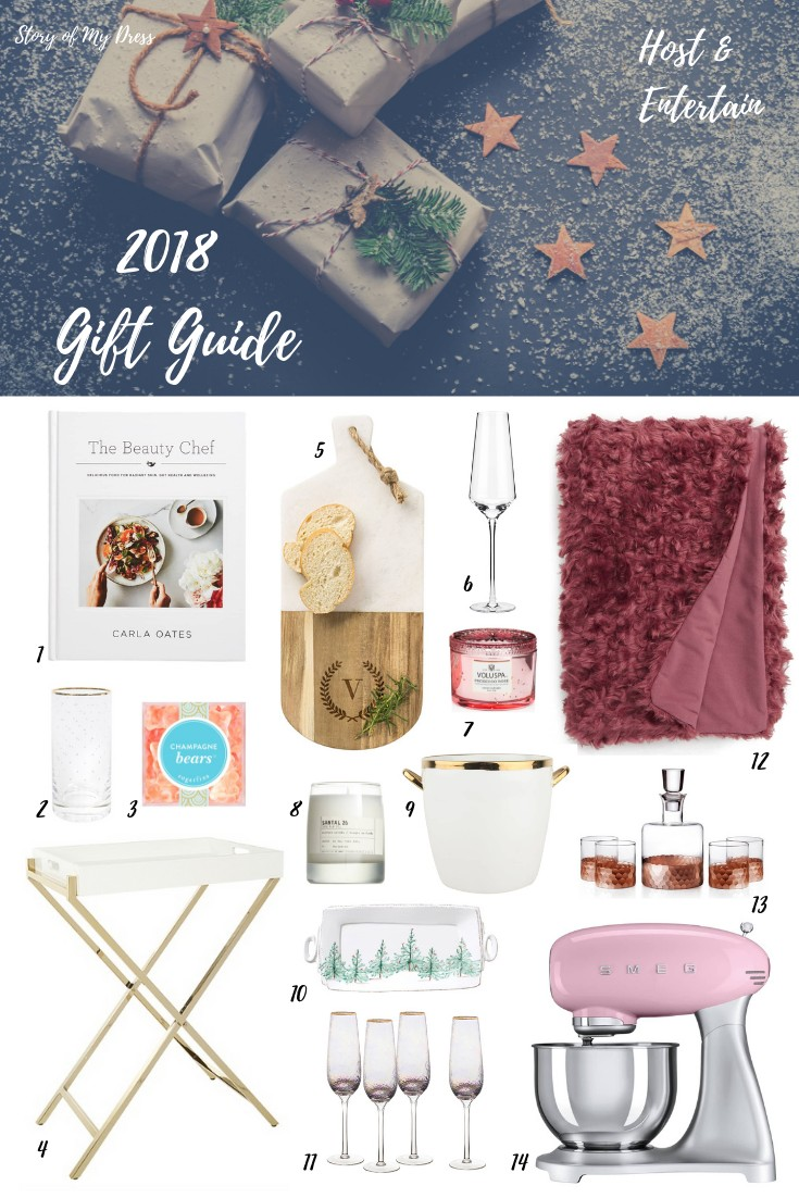 Gift Guide: Host & Entertain