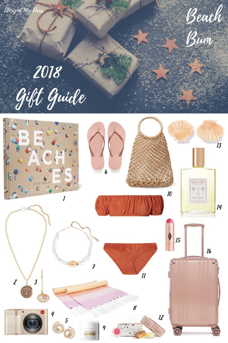 Gift Guide: Beach Bum