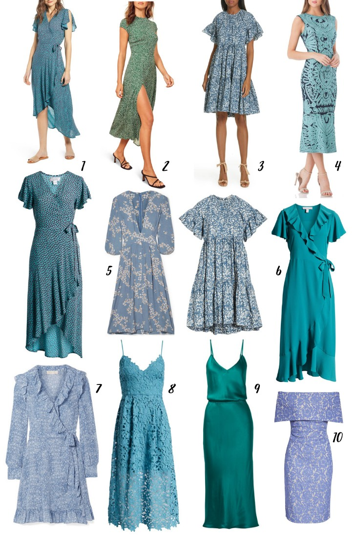 32 Wedding Guest Dresses Perfect for a Spring Wedding