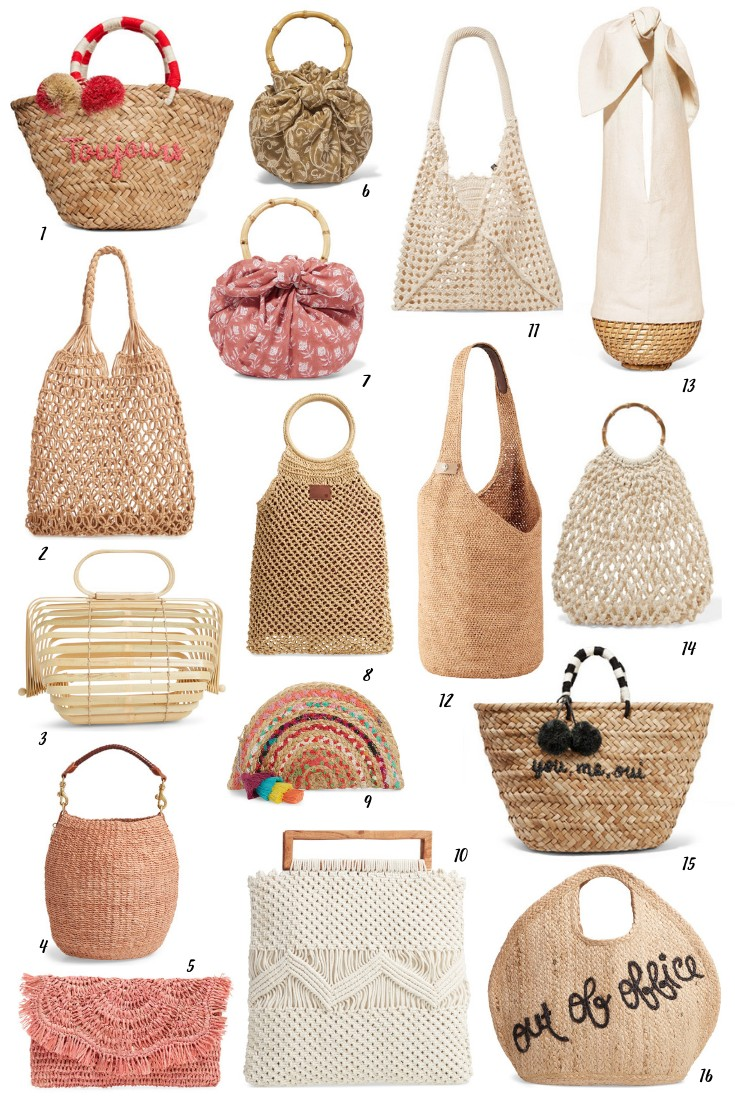 The Best Bags for Summer