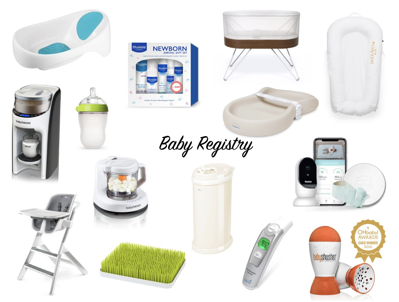 Baby Registry Recommendations