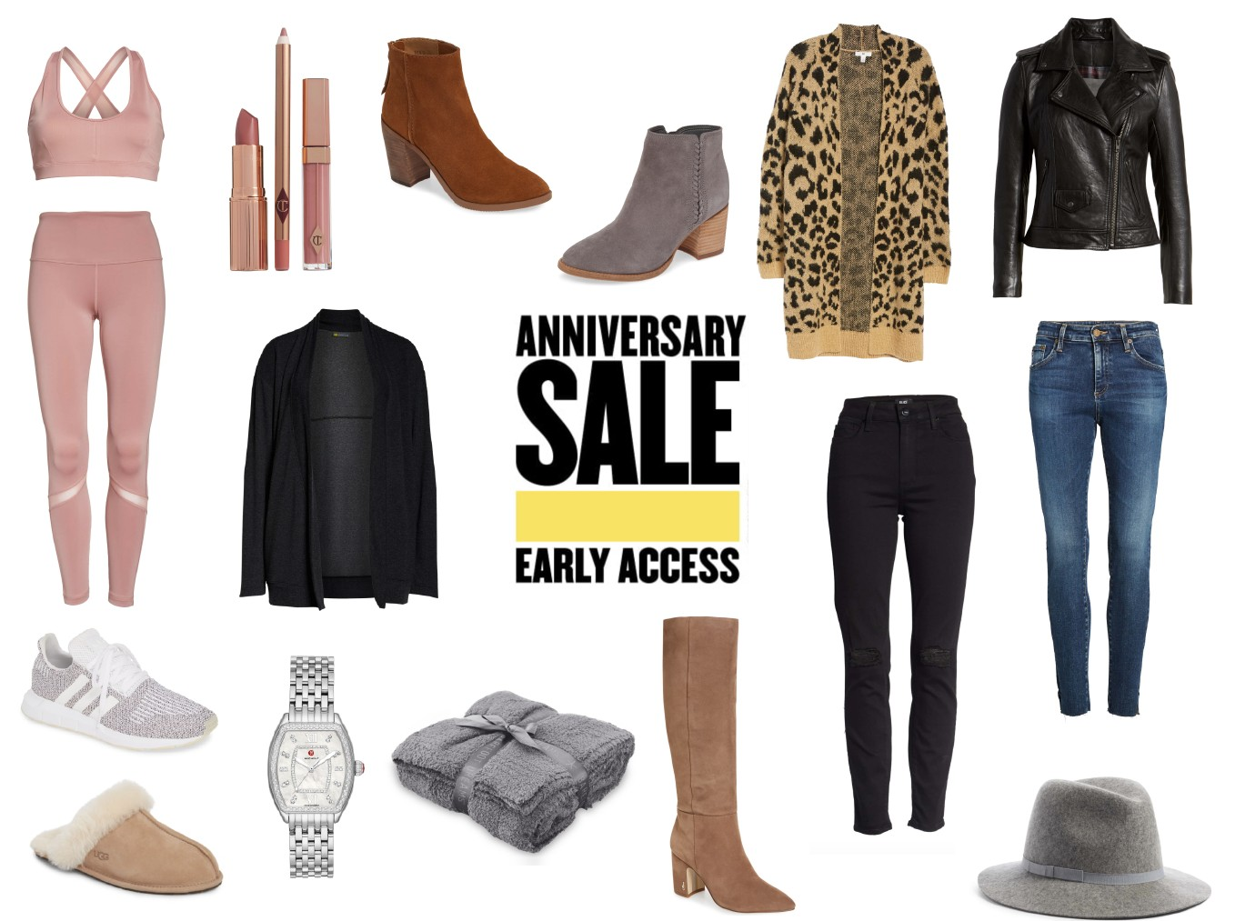 2019 Nordstrom Anniversary Sale Sneak Peeks and Shopping Guide