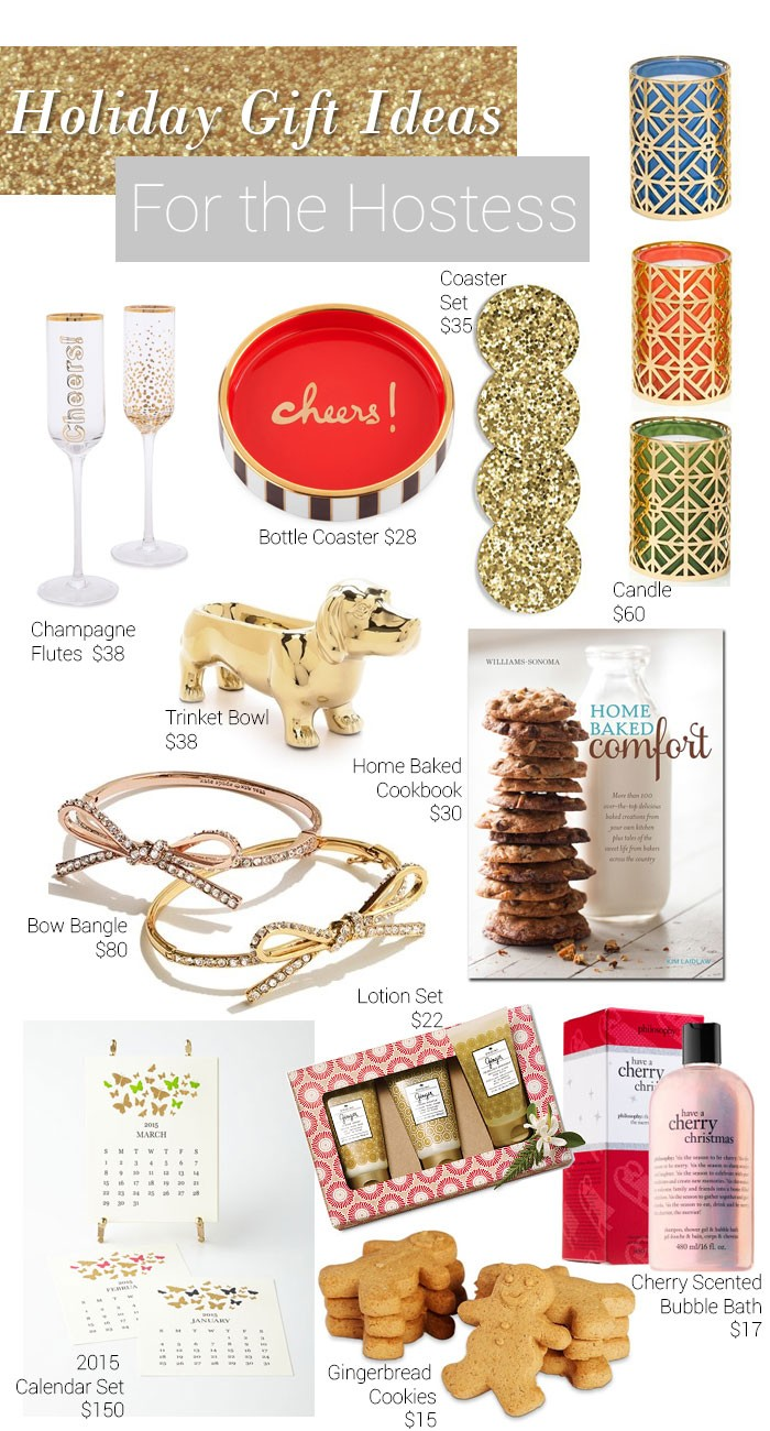 Holiday Gift Ideas for the Hostess - By Lynny