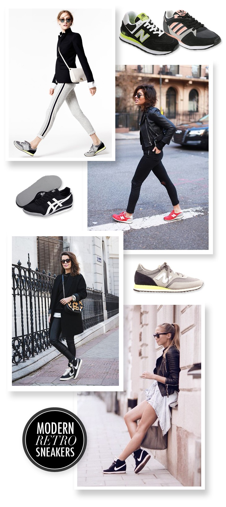 Sneakers on What I Wore