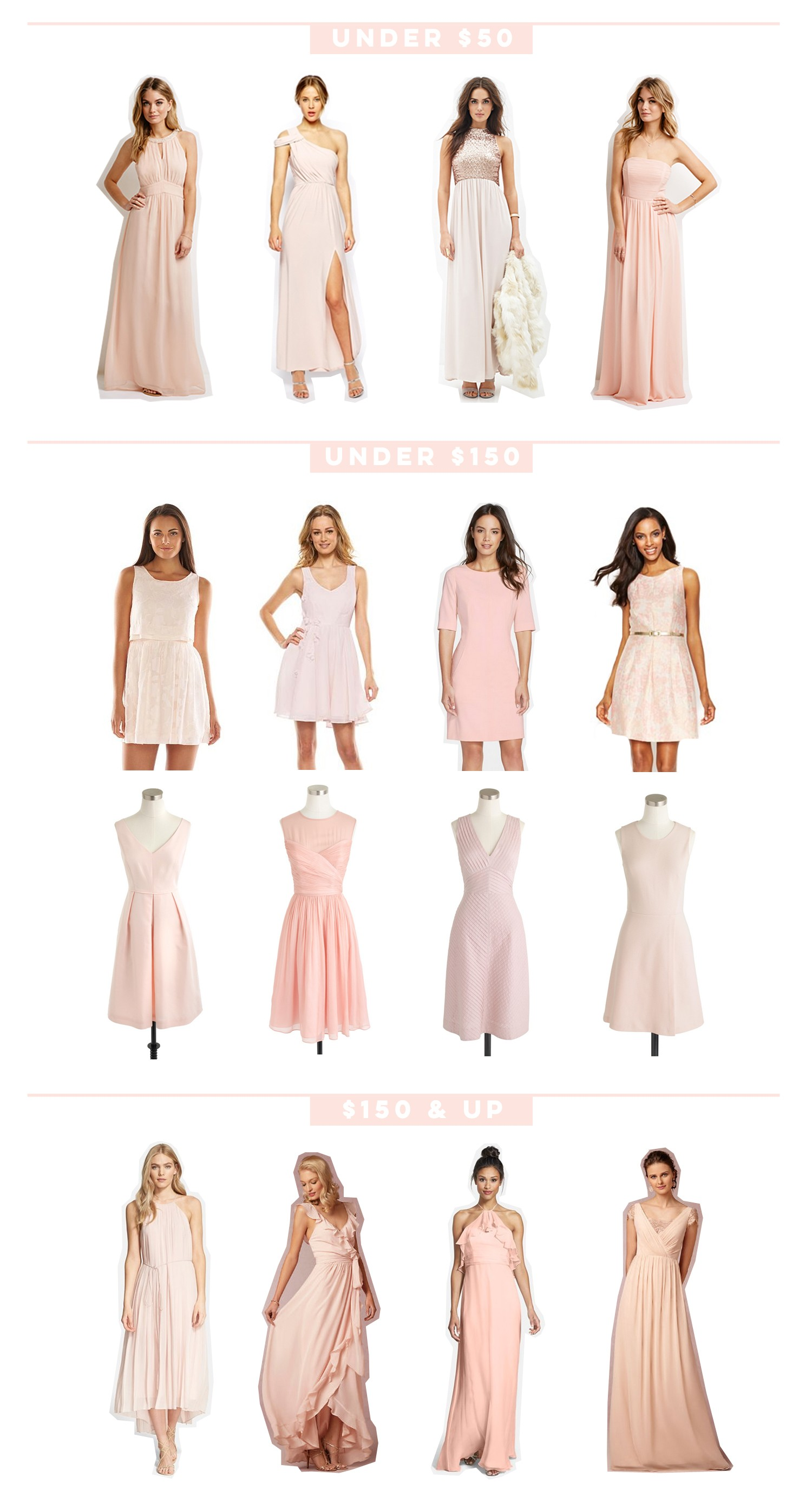 The Perfect Blush Pink Dress Snapshots My Thoughts A Lifestyle