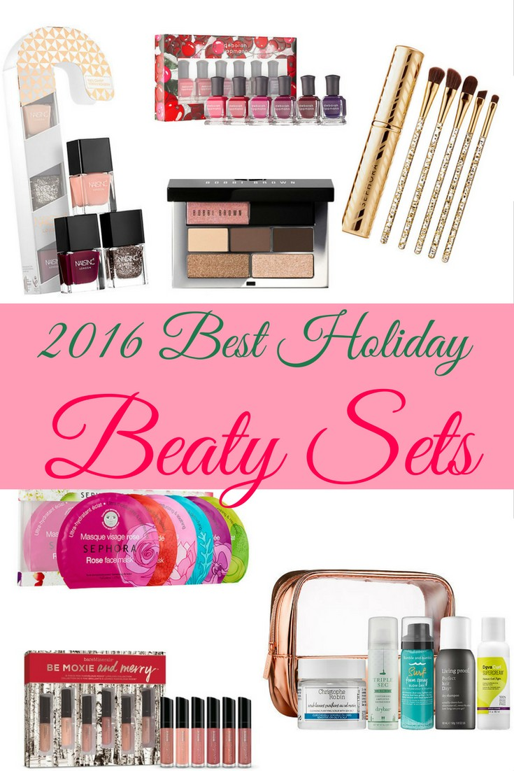 Best Stocking Stuffers Stocking Stuffers For Her Best Holiday Beauty Sets  Pinteresting