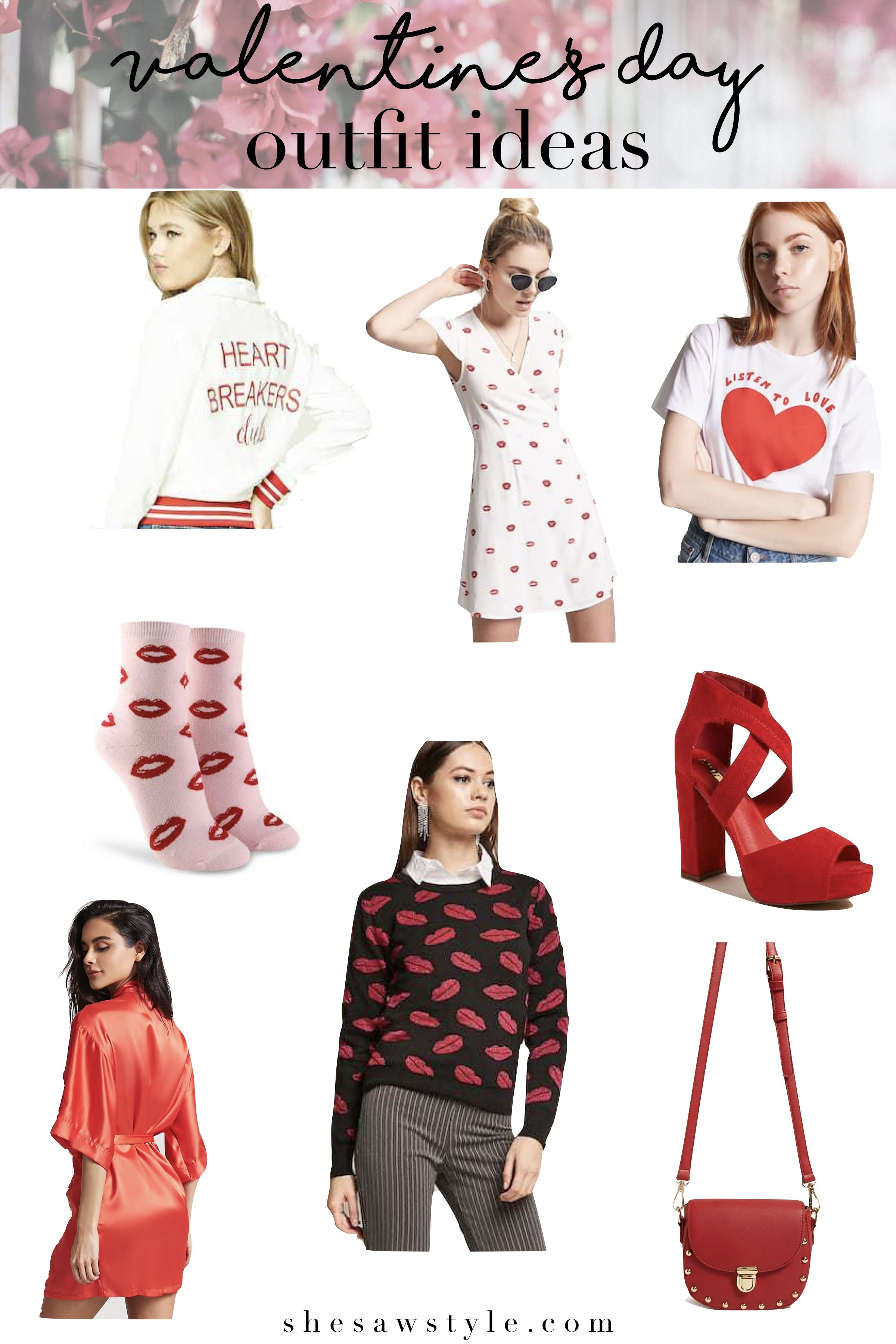 Valentine S Day Outfit Ideas She Saw Style