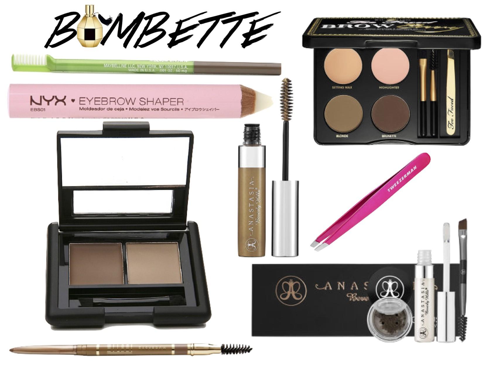 Eyebrows Bombette