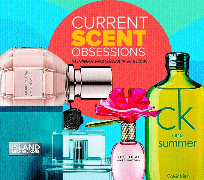ObsessionsThe Current 2014 Scent Summer Edition Fragrance gYbf76vy