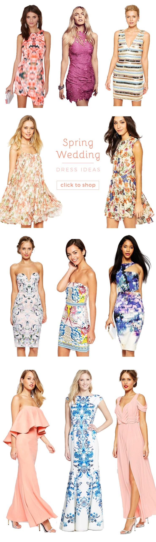 Ask Amanda: Affordable Wedding Guest Dresses for Spring