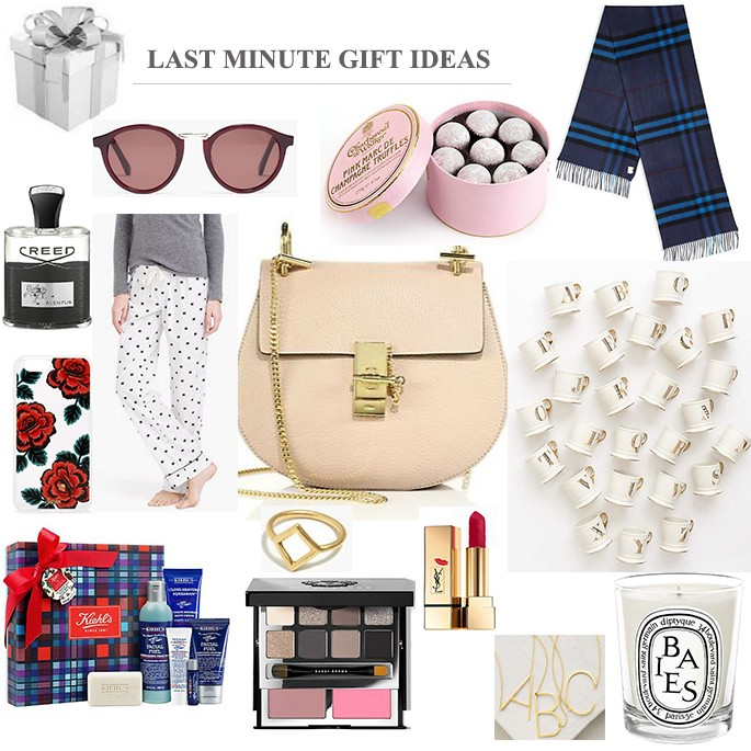 Best Last Minute Gift Ideas for Him or Her