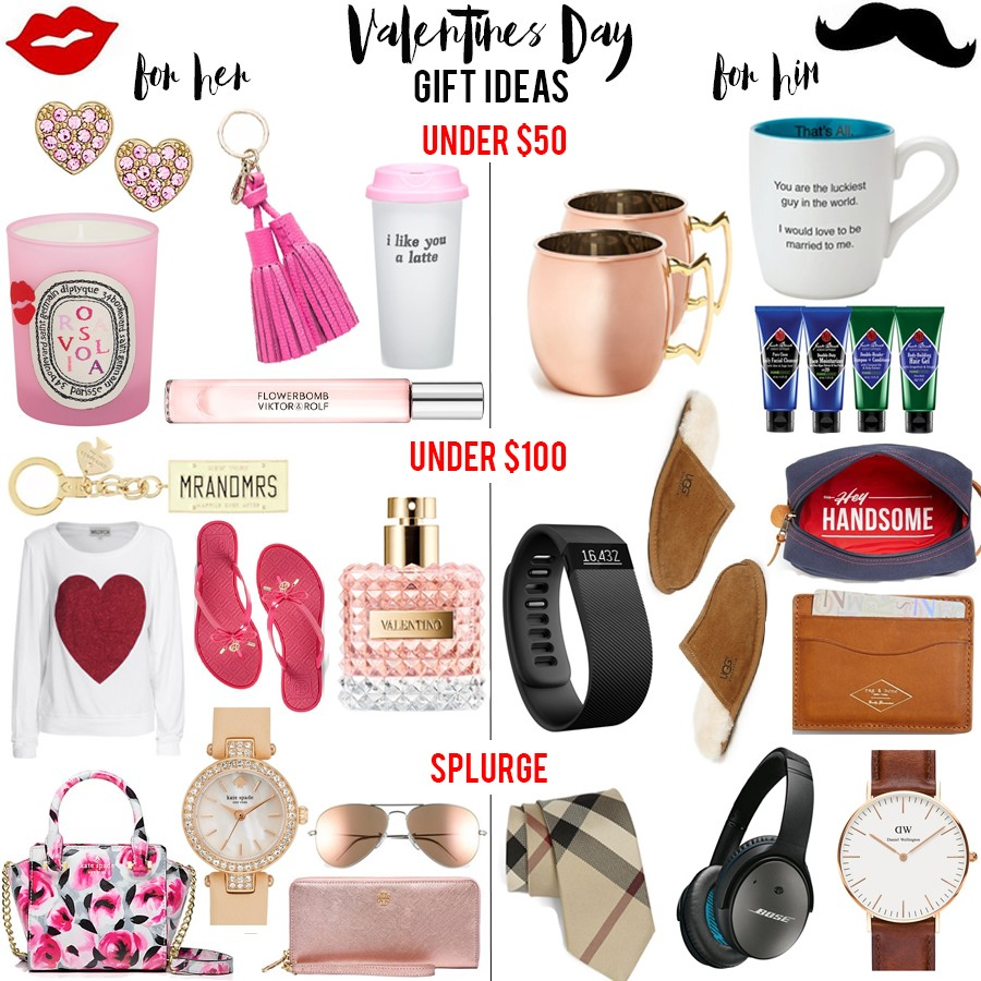 valentines day gift guide for the love of fancy