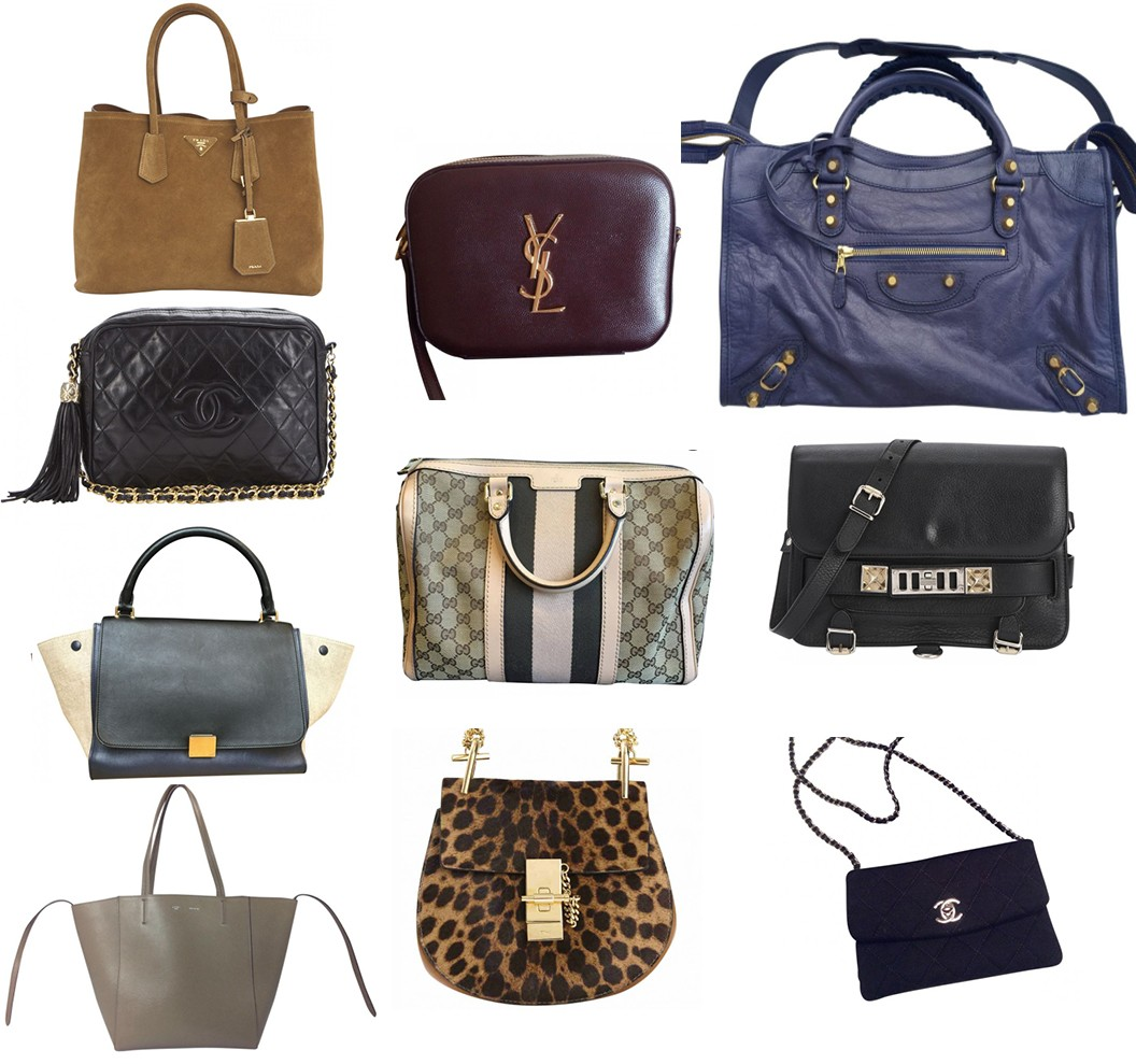 Top 10 Star S Second Hand Designer Bags