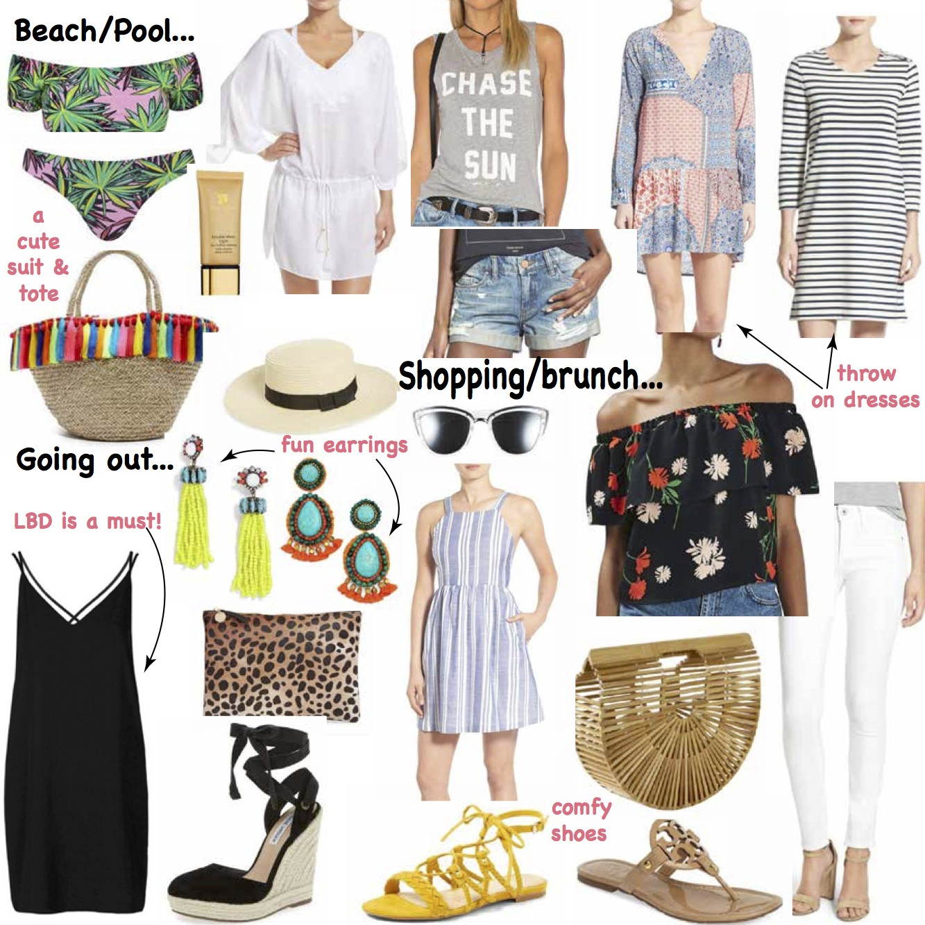 What To Pack For A Bachelorette Party