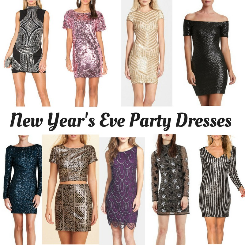 New Year S Eve Party Dresses For The Love Of Glitter