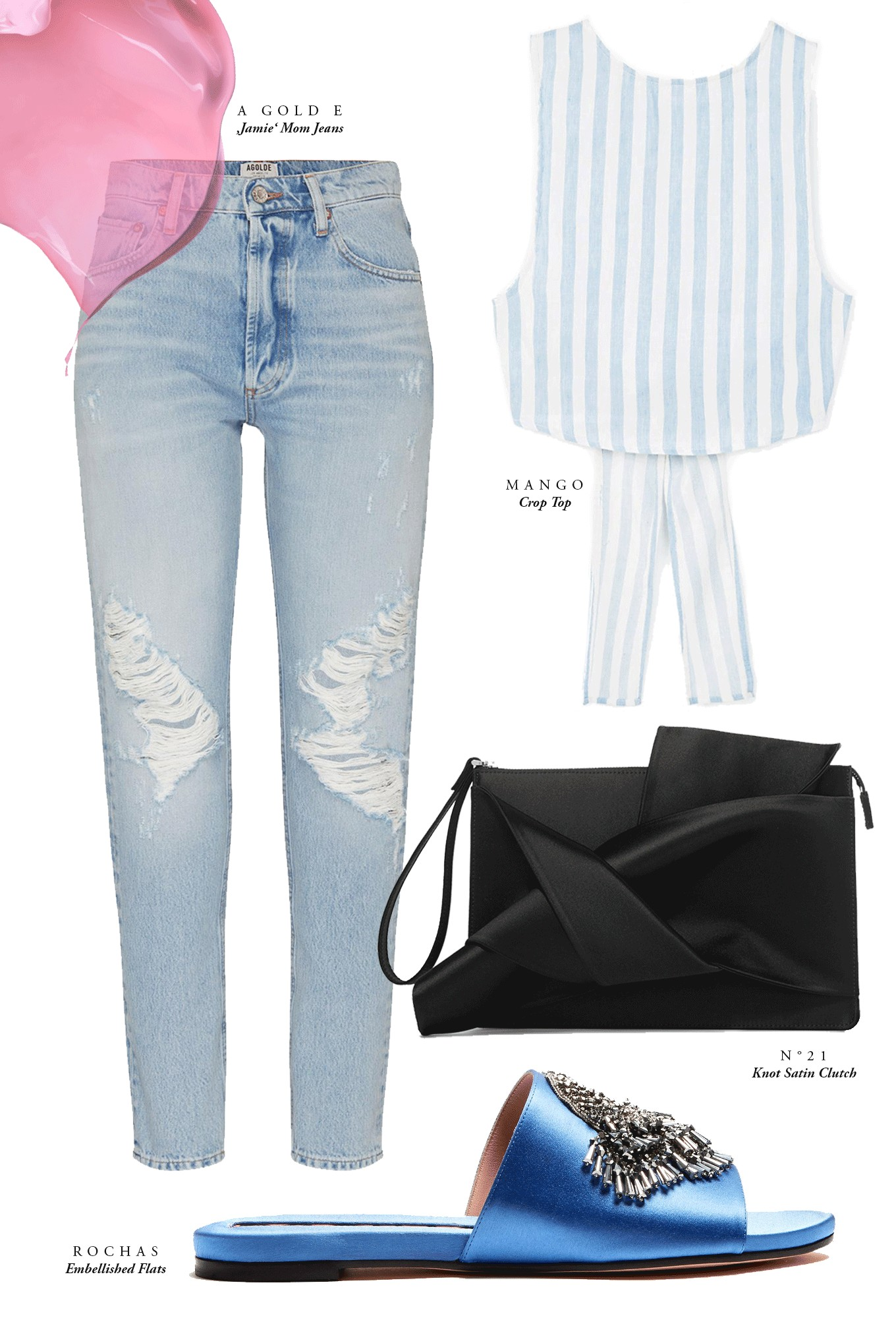 f4d3dd40023b29 I love everything about this combination and since I already own the jeans  and top