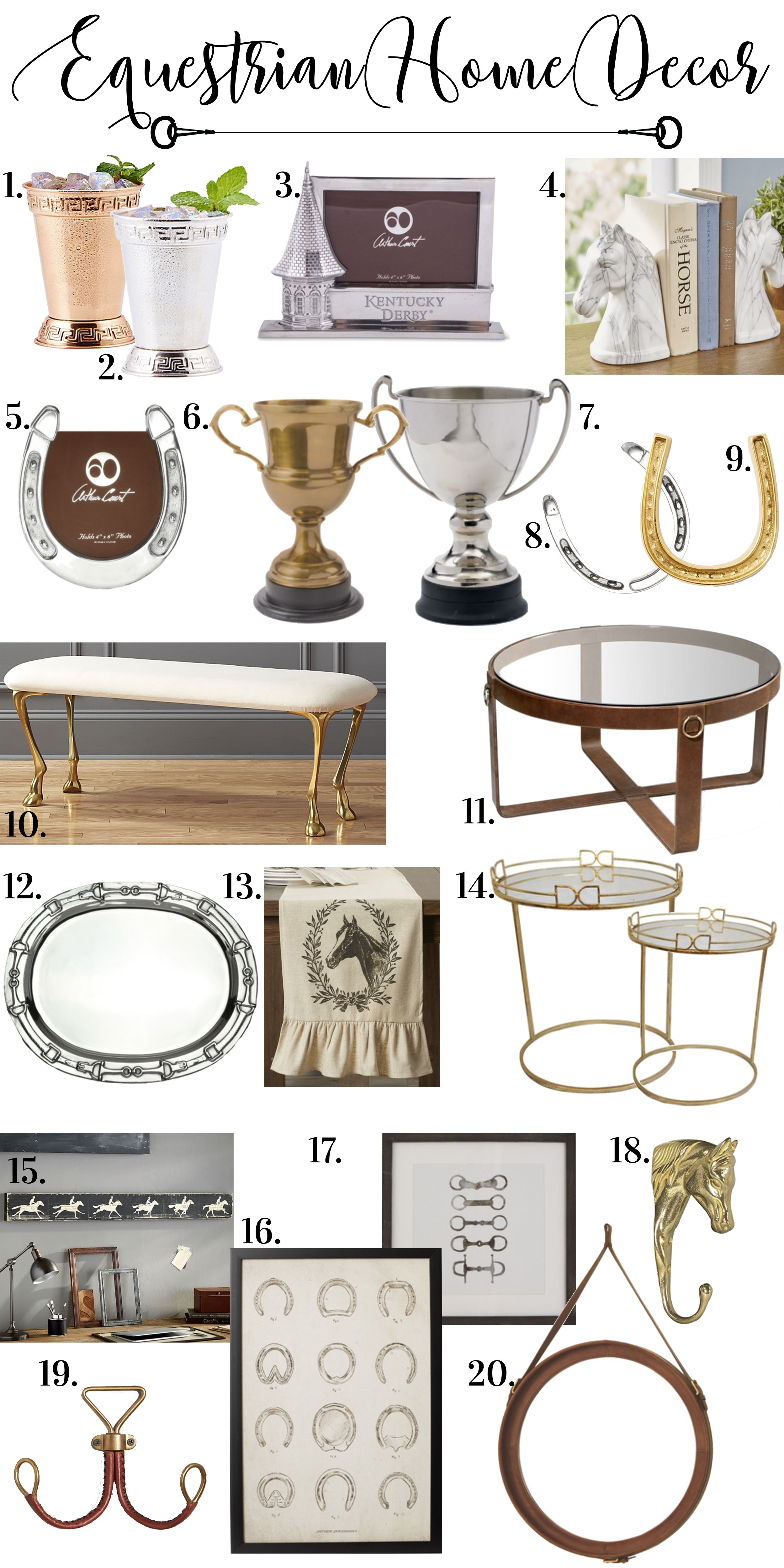 Timeless Equestrian Inspired Home Decor Me And Mr Jones