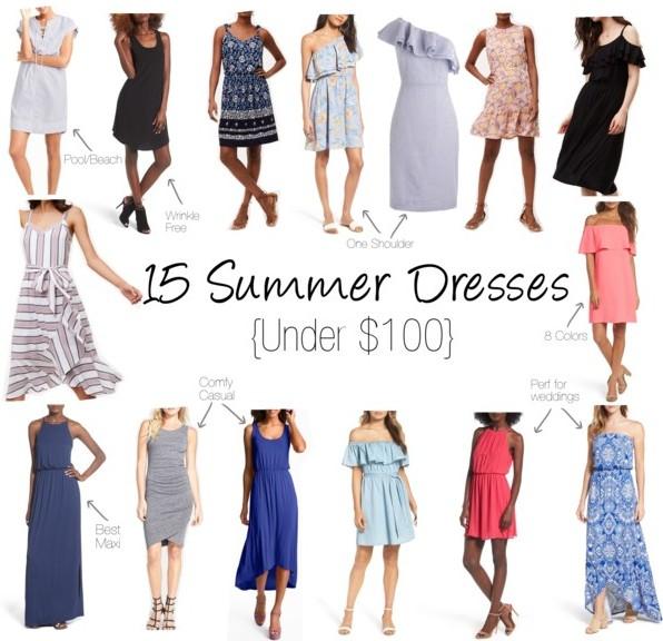 8f809e20d6858 Cute & Cheap Summer Dresses   Fashion   Haute & Humid