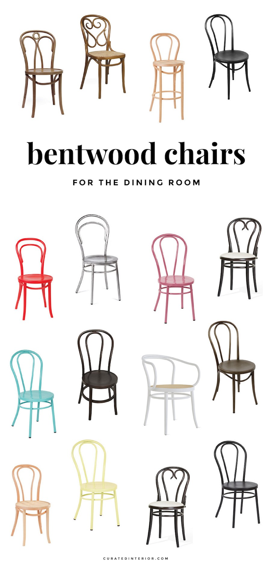 Bentwood chairs domino - Brown Bentwood Chairs With Sheepskin Throws Domino Brittany Ambridge
