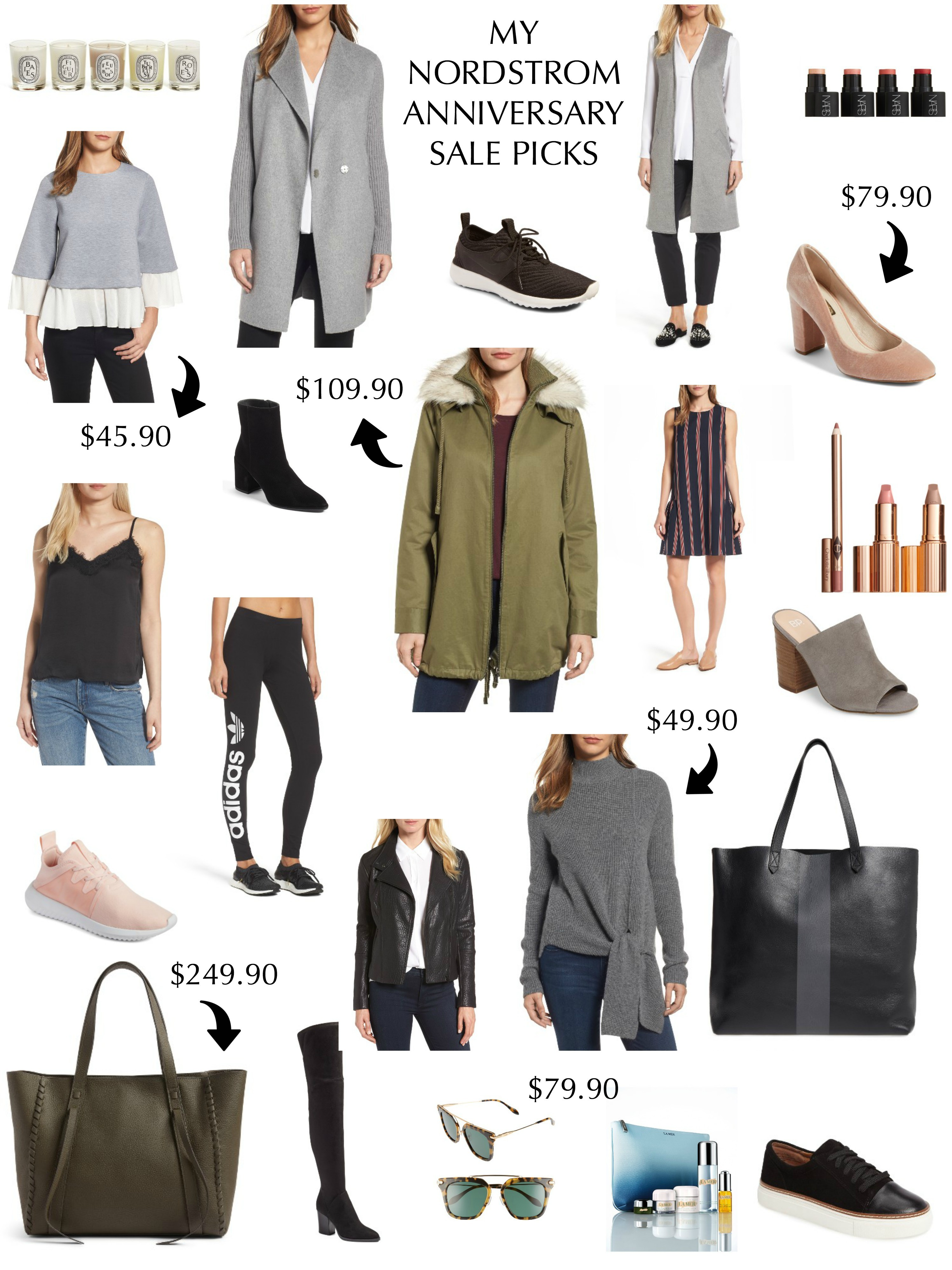 0fbe802ffca Since I m up quite often during the night it made it easier for me to get  the first look at all the goods and then round up my Nordstrom anniversary  sale ...
