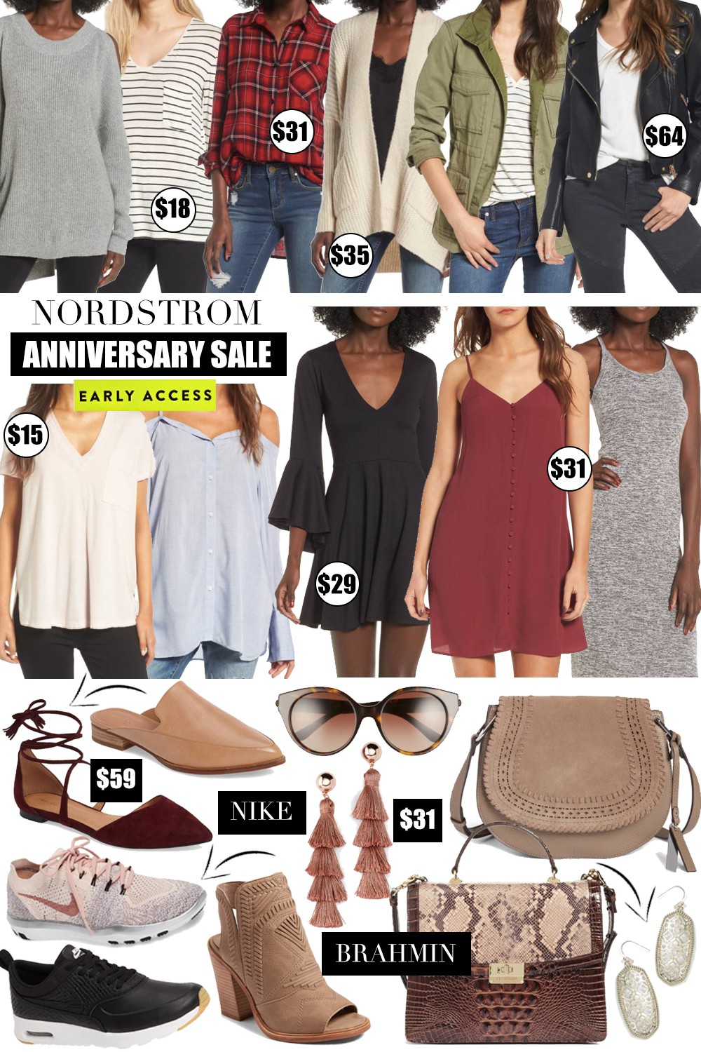 Nordstrom Anniversary Sale Early Access! - LivvyLand | Austin ...
