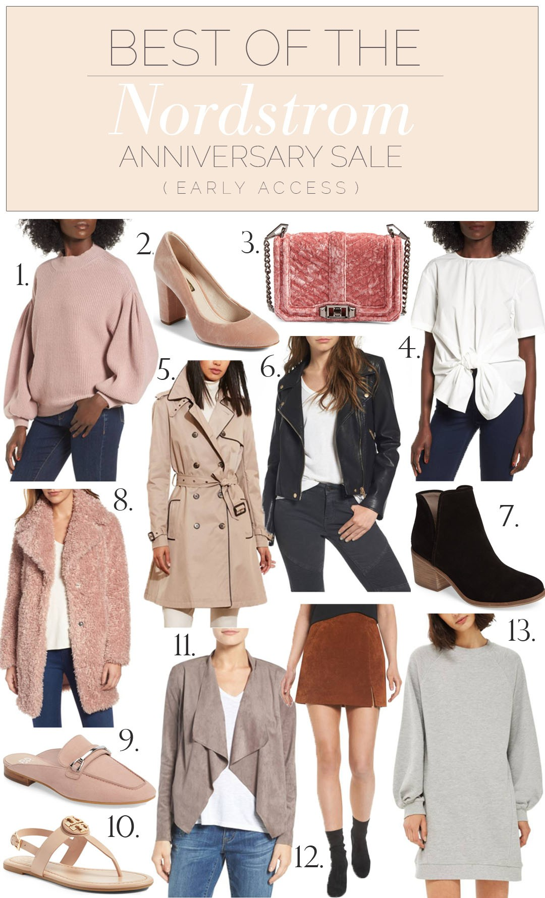 a64a6bef625 Best of the Nordstrom Anniversary Sale