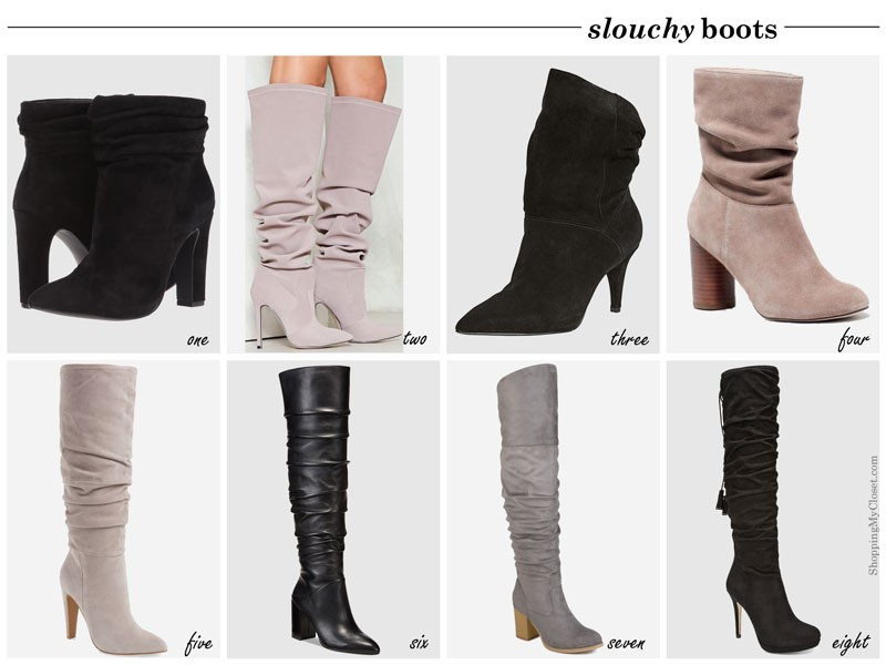 14e9817fbb5 Slouchy boots starting at $59   SHOPPINGMYCLOSET.com
