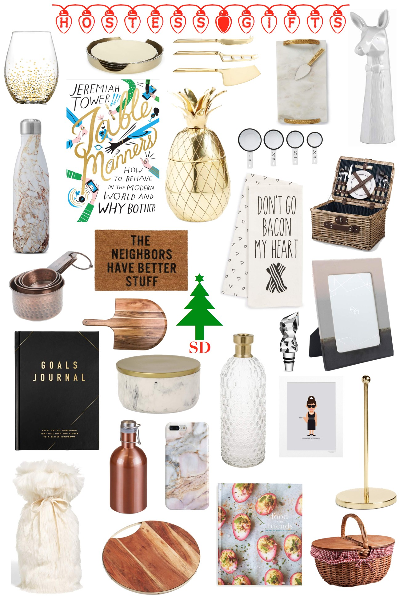 Gift Guide   Hostess Gifts - SHOP DANDY   A florida based style and ...