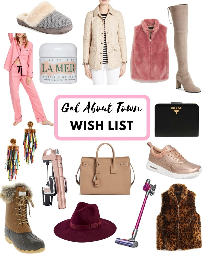 2017 christmas wishlist