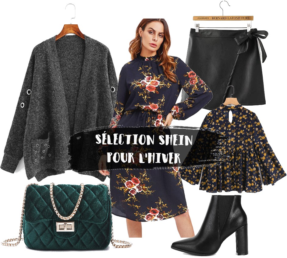 958ba92813f SHOPPING D HIVER SUR SHEIN - Pauline Dress - Blog Mode