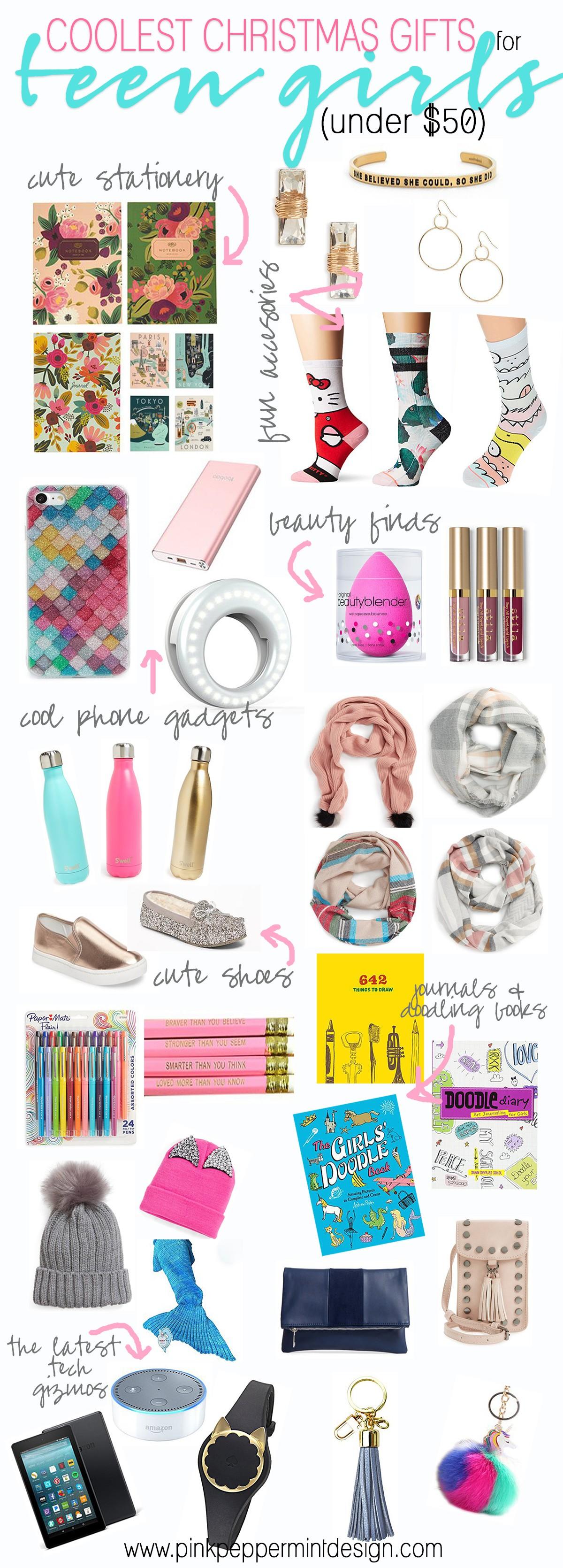 Unique Christmas Presents for Teenage Girls Pics   Children Toys Ideas