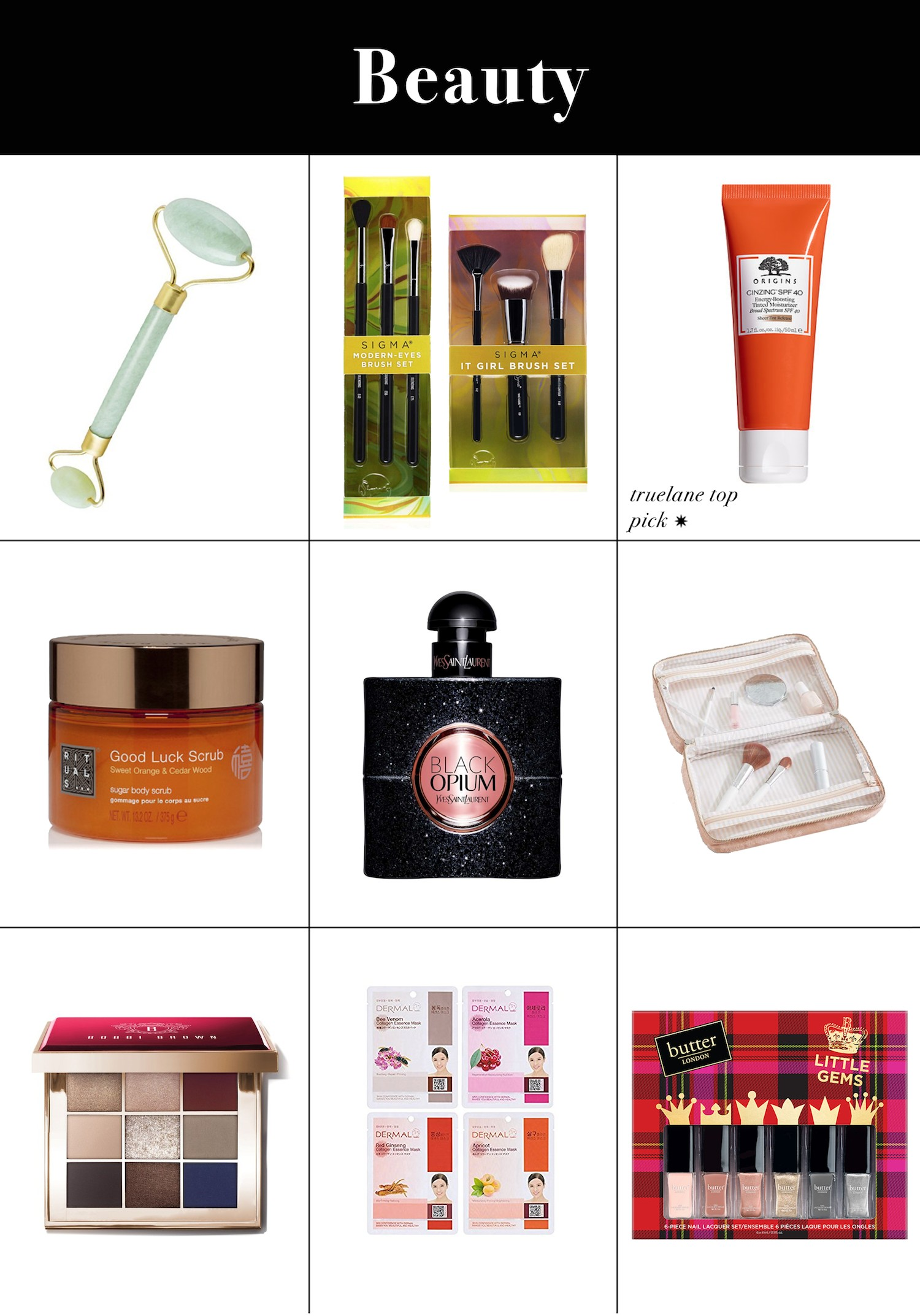12 Gift Guides of Christmas: Beauty — truelane