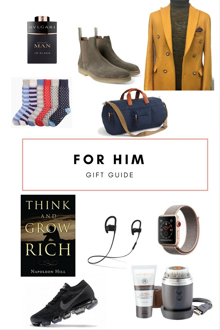 10 Best Christmas Gifts For Him — Curls and Couture