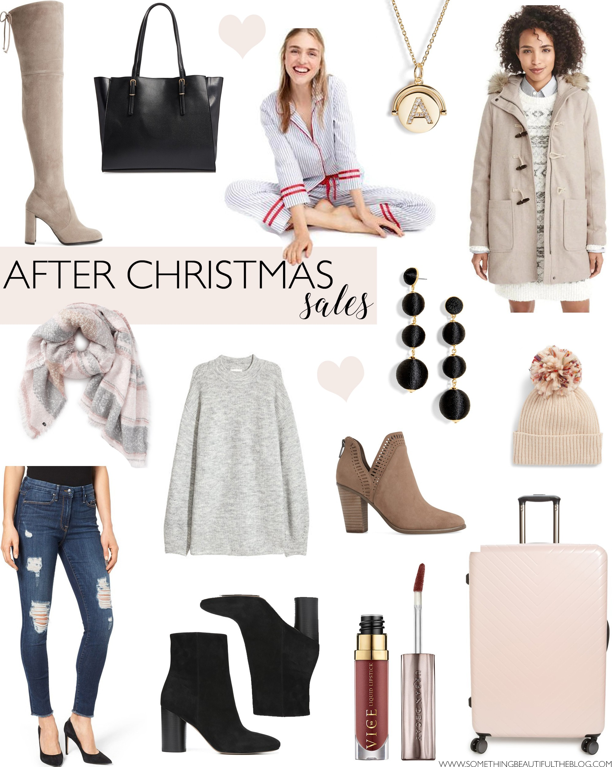 After Christmas Sales + Nordstrom Half-Yearly Sale | Something Beautiful