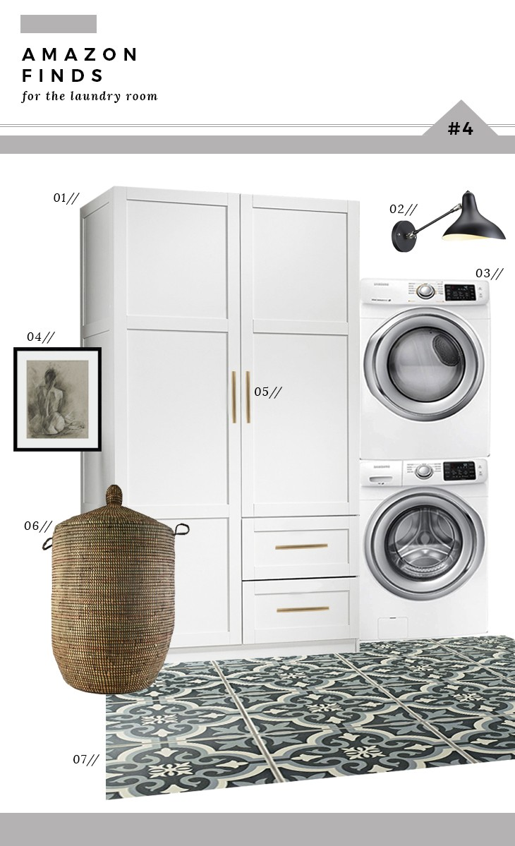 Amazon Finds : For the Laundry Room - Room for Tuesday Blog