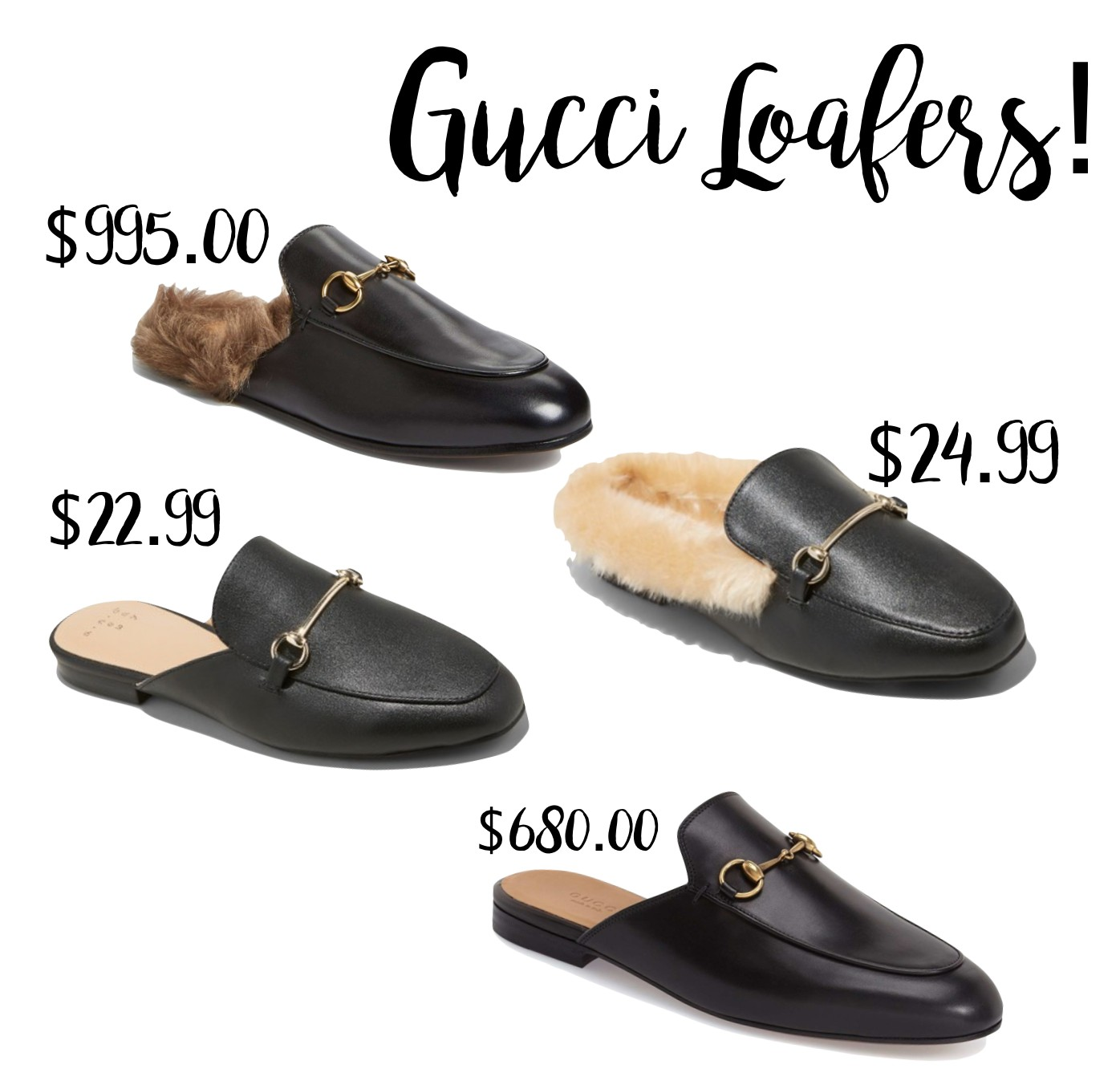 af0ec5c76c8a Sunday Steals: Gucci Loafer Dupes! – abigailsays