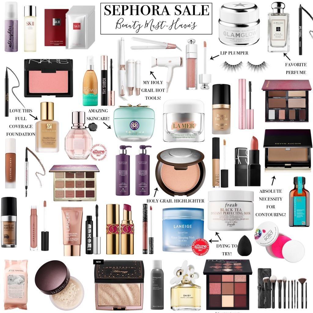 Sephora Must Haves Beauty Sunshine Stilettos