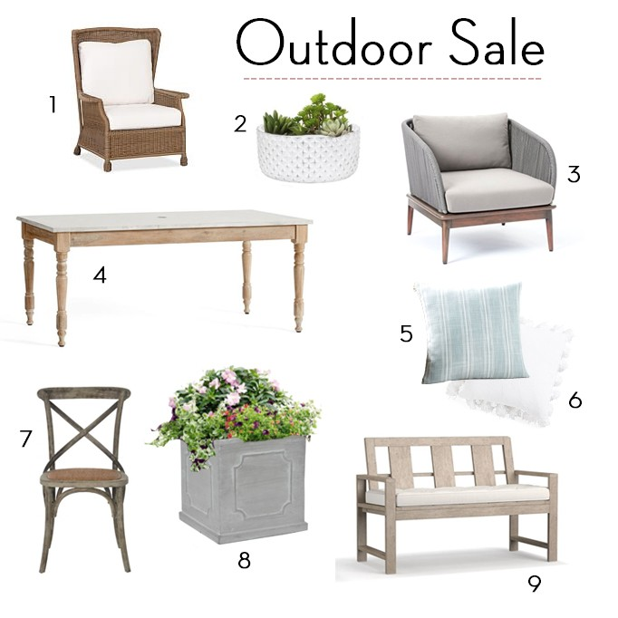 outdoor furniture sales becki owens