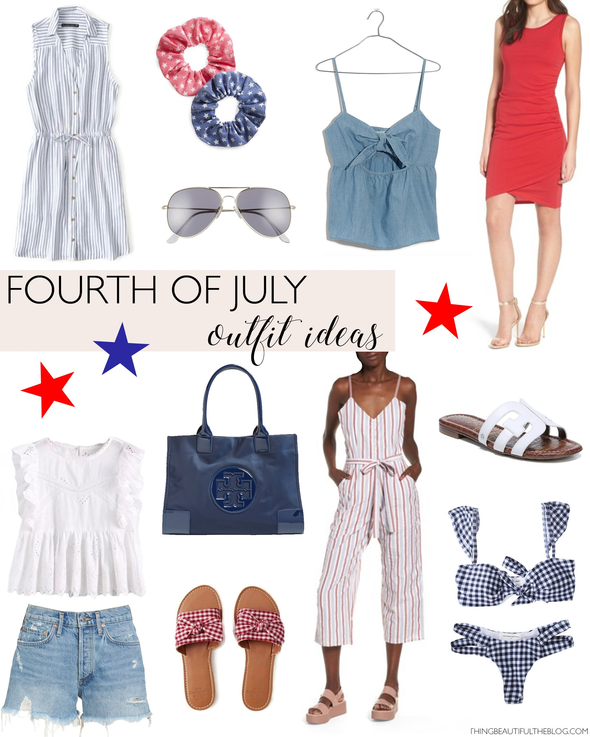 11bebc26e25c Fourth of July Outfit Ideas | Something Beautiful