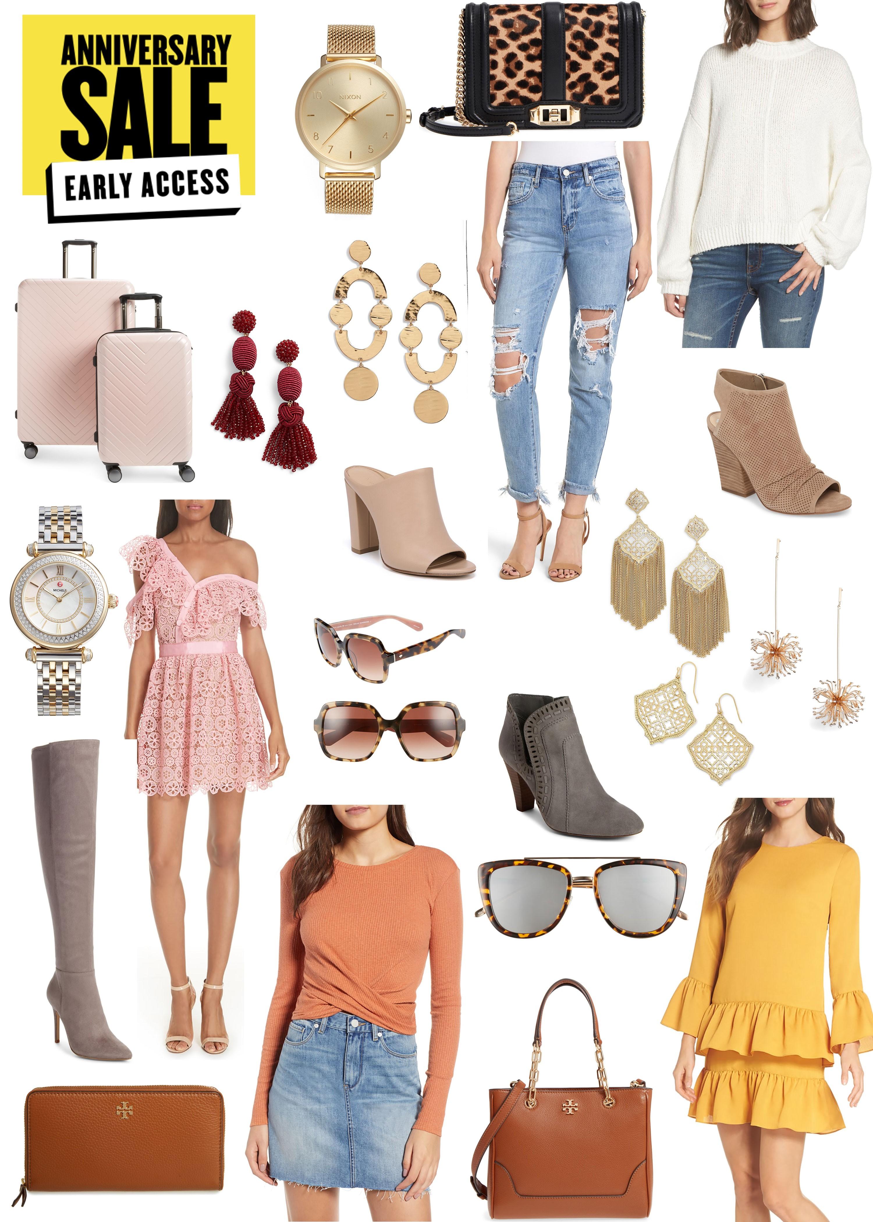 d1d06d5841 Nordstrom Anniversary Sale Early Access | Fashion | Sunshine & Stilettos