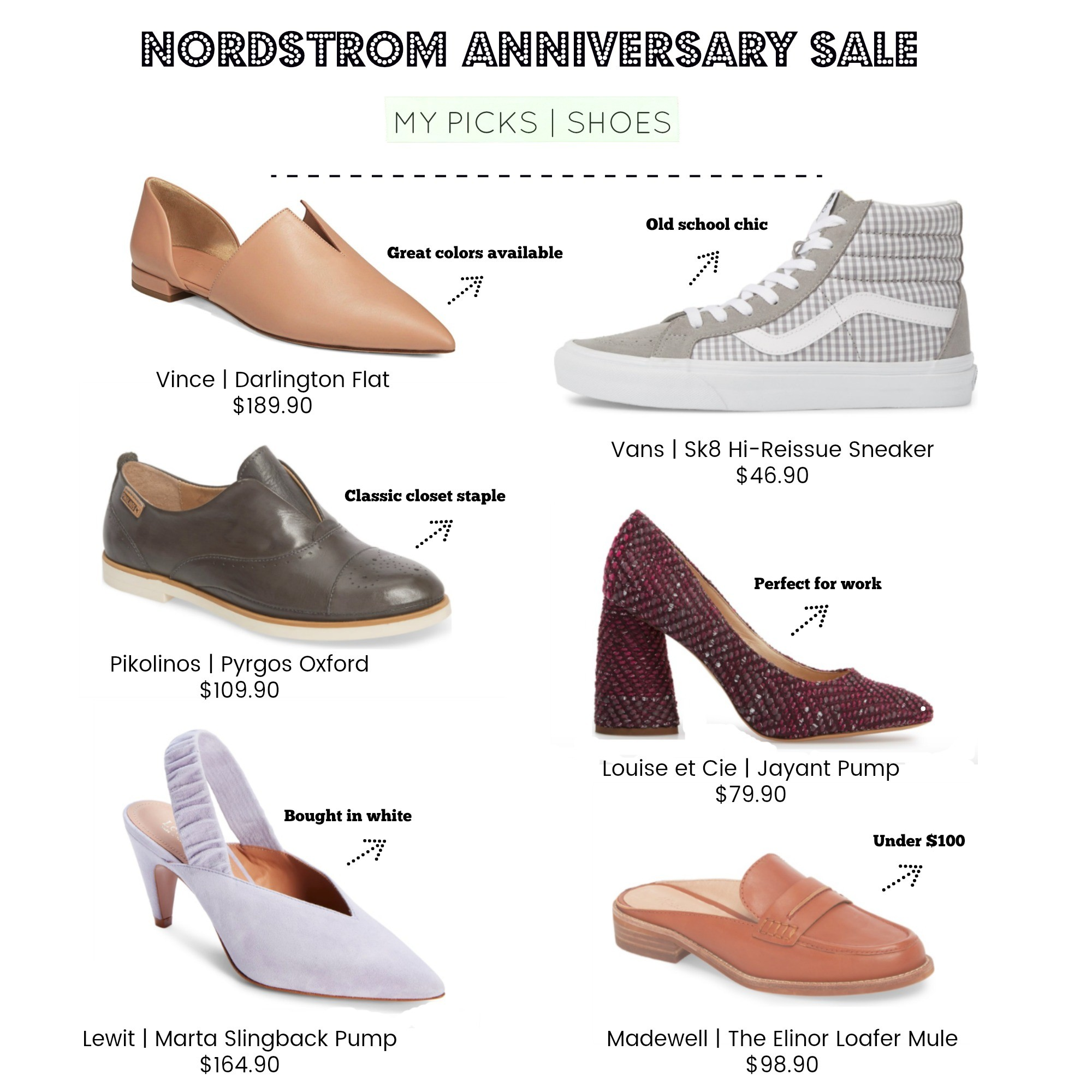 b9a628ccf91 Nordstrom Anniversary Sale  The Shoes – Los Angeles Travel and ...