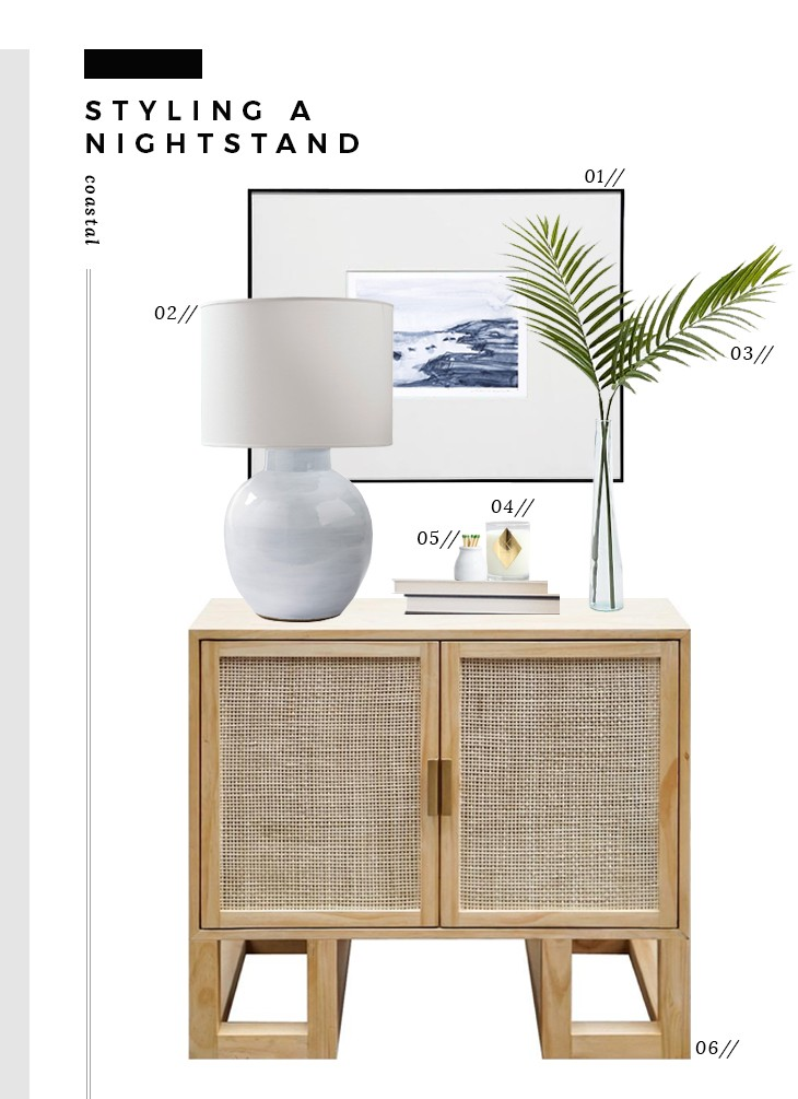 6 Ways To Style Your Nightstand Room For Tuesday