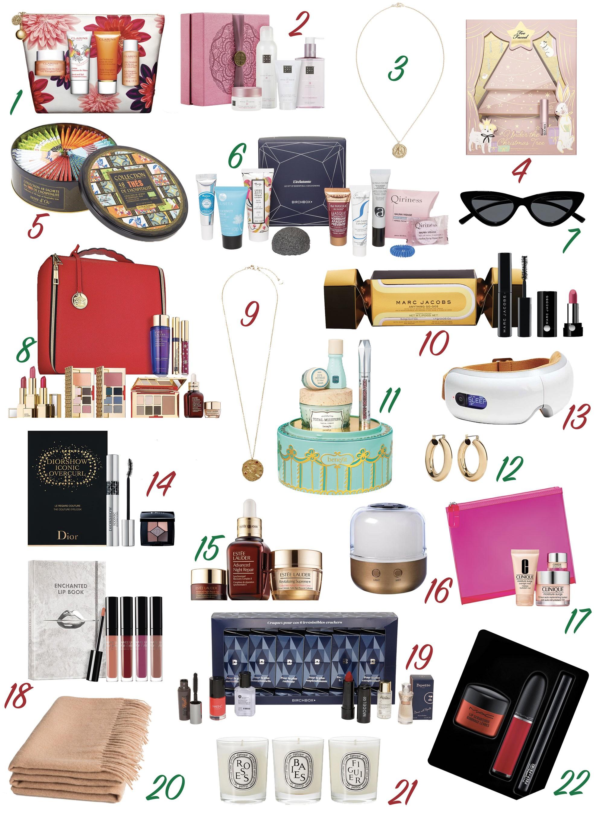 Shopping list Noël : idées de cadeaux pour femmes   The Brunette