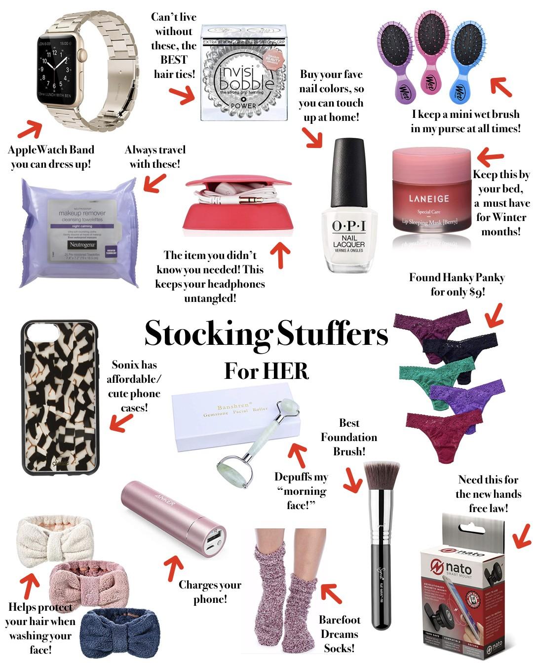 Stocking Stuffers 2018 Women Olivia Ann Vickers,Hidden Toy Storage In Living Room